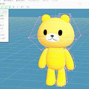 3Dモデリングのイメージ