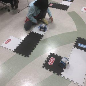 静岡市「まある」での子ども向けプログラミング体験会!の写真